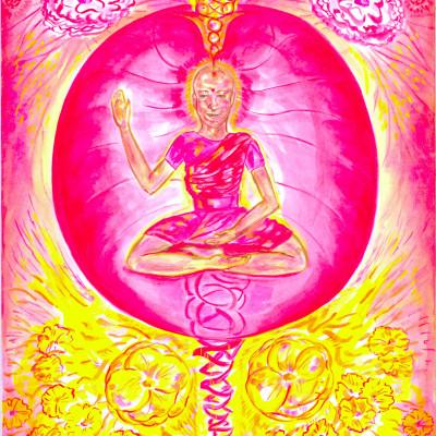 Будда Рубинового Луча