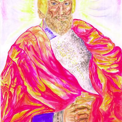Фокус Возлюбленного Князя Святослава