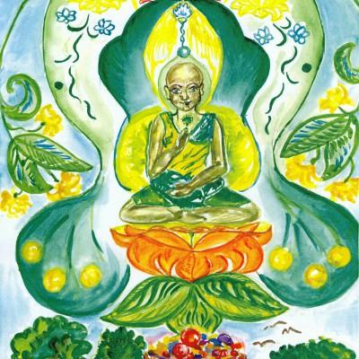 Будда Изумрудного Луча