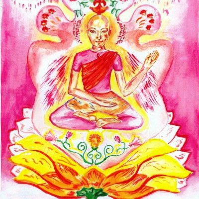 Будда Розового Луча
